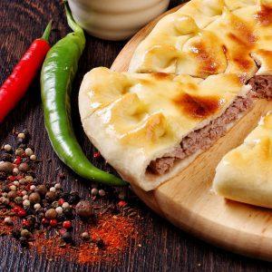 «Фыдджин» пирог с мясом