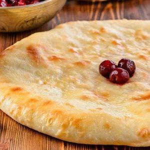 «Балджин» пирог с вишней